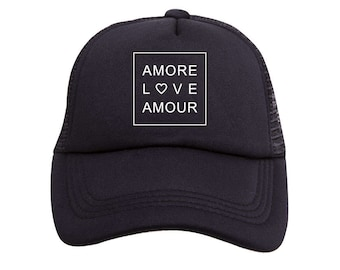 Amore Love Amour Trucker