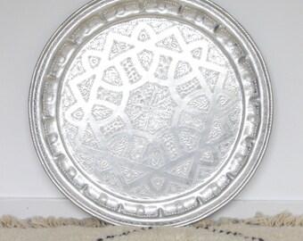 Moroccan Tray - Mandala - Ø 60cm