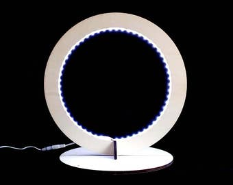 Laser cut wood table lamp,led table lamp,led lamp,bedside lamp,minimalist table lamp,modern table lamp,modern led lamp table,table led lamps