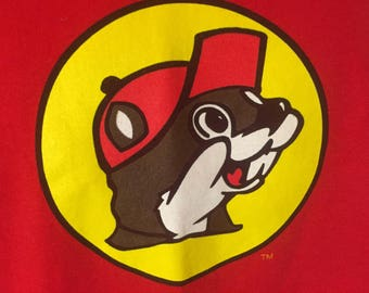 BUC-EE'S BEAVER Convenience stores-T-Shirt Adult Xl     z