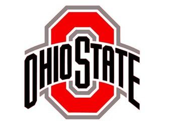 Ohio State Buckeyes, Ohio State decal, Ohio State car sticker, Ohio State yeti decal, Ohio Buckeye sticker, Ohio State University