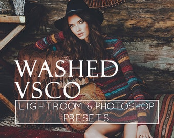 3 VSCO Style Lightroom Presets, Soft Presets, Photoshop Actions, Lightroom CC, Lightroom Preset, Portrait Preset, Photoshop Overlay