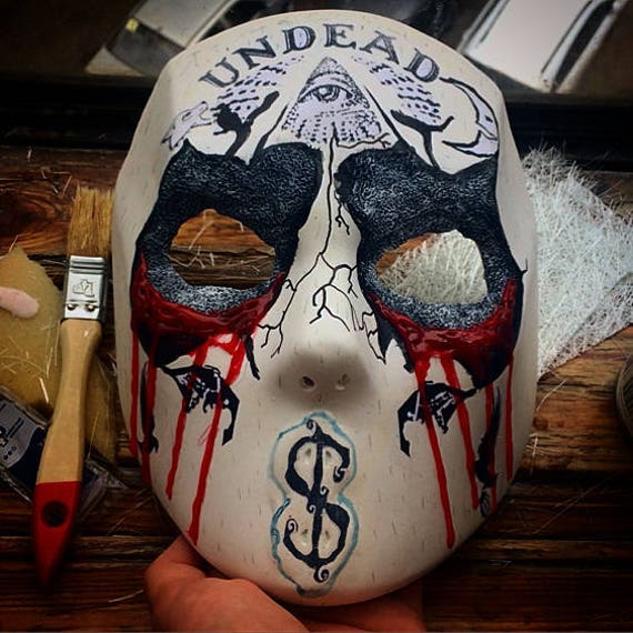 jdog dotd mask from hollywood undead