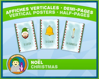 Christmas Vertical Posters
