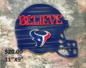 Rustic Texans Decor