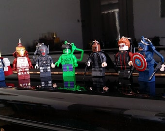 Avengers Keychains (1pc)