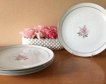 "Noritake ""Daryl"" Dinner Plate - Set of 4"