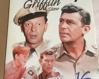 Vintage The Andy Griffith Show,TV Classics,4 DVD Set.16 Episodes in Box. Movies, TV. Classics, Andy Griffith Show,Home and Living,