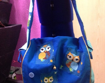 bag shoulder strap for child