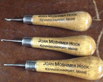 Joan Moshimer Hooks- 3 sizes to chose from