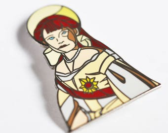 Anastasia Romanov Hard Enamel Pin