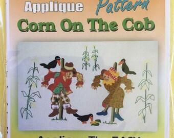 Corn on the Cob - Creative Appliqué