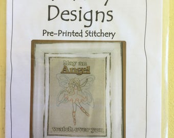 May an Angel Watch Over You - Ella & Skysie Designs