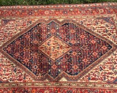 Persian Fine Hand-Knotted...