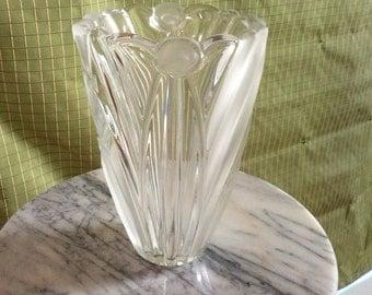 Milkasa Glass vase, home decor, floral
