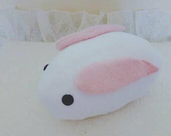 Kawaii Mochi Bunny Plush