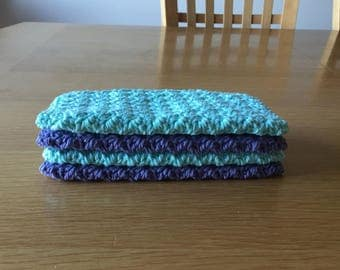 Cotton Dishcloth Set