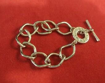 A Nice Monet Chain Bracelet