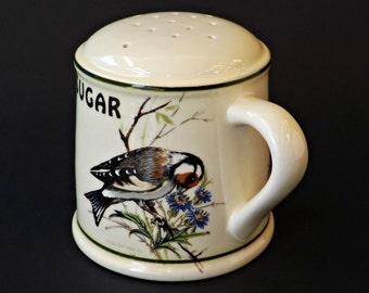 Brixham Pottery Sugar Dredger or Caster