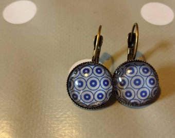Paulette #7 earrings