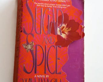 Sugar and Spice by William Gill   Paperback 1st Printing   Suspense/Thriller