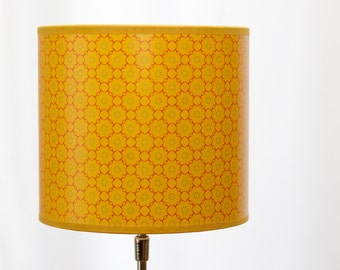 Lampshade -Japanese Flowers-