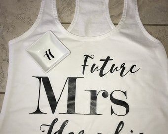 Future Mrs tank and intial ring dish special