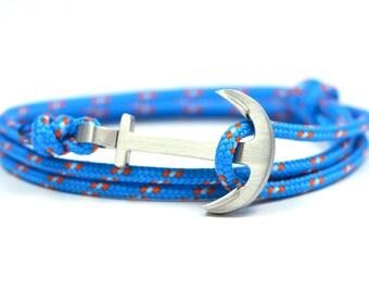 Oldschool anchor bracelet FLAMENCO BEACH