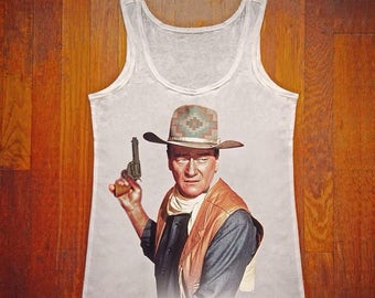 John Wayne Tank Top