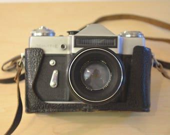 Zenit E USSR Camera Russian Zenith Helios-44-2