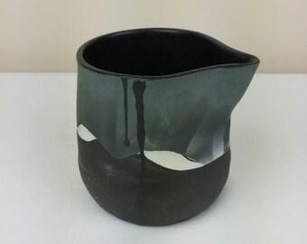 Marbled Ceramic Jug Creamer
