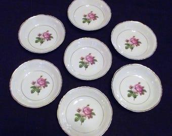 Vintage Syracuse China * ROSALIE * Fruit Desert (Sauce) Bowls, 7 available