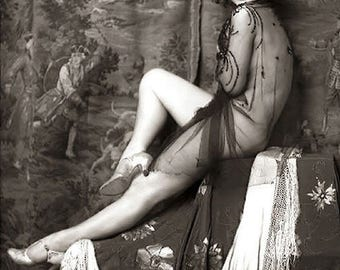 Ziegfeld Follies Showgirls - Glamour Photography - 40 Trading Cards Book Set