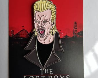 The Lost Boys retro 80s enamel pin