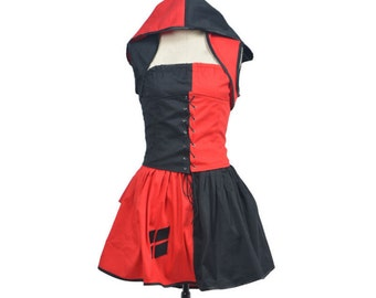 Harley Quinn Cosplay Harley Quinn Costumes Halloween Costumes