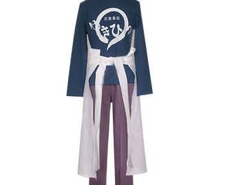 Shokugeki no Soma Yukihira Souma Cosplay Costumes