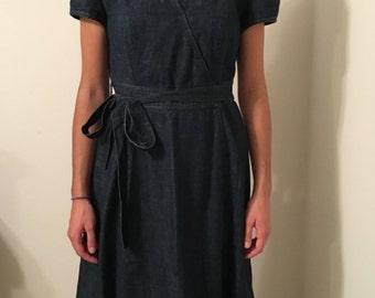 Talbot's Denim Dress