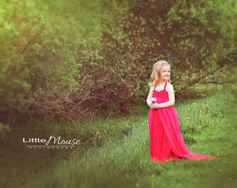 Pink dress to session for girls 2-6 years old. Session Mam & Doughter