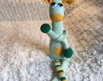 Super cute Giraffe