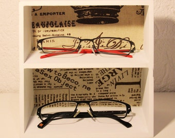 "Eyeglass Holder Glasses ""Vintage"""