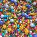 Edible Sprinkles - Unicorn Chow Sprinkle Mix - 8 oz