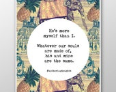 Wuthering Heights Quote, ...