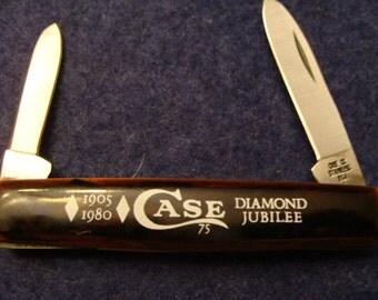 Case XX Pen 278 Diamond Jubilee