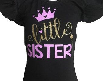 Leotard toddler girls glitter personalized sister dancewear dancing gymnast gymnastics custom Christmas  gift birthday