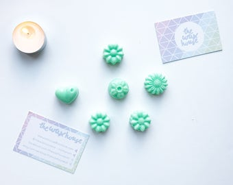 Fresh Cut Grass - 6 Wax Melts