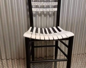 Whimsical Musical Chair - SOLD