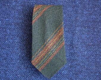 Munrospun Tie, Mens Necktie, Wool Tie, Scottish Tie