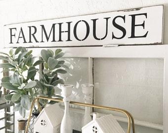 Small Farmhouse Sign