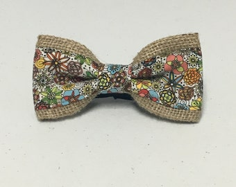 Men Vintage Bowtie, Moodesign Rustic bowtie, Pajarira. Rustica