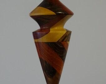 Mixed Wood Ornaments